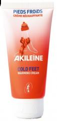 Akileine Cold feet lämmittävä jalkavoide cream 75 ml