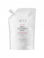 ACO BODY SPC MILD CLEANS. SOAP REFILL HAJUSTAMATON 600 ML