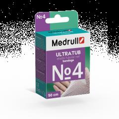 Medrull Ultratub joustava putkiside N4 2,7cmx50cm 1 kpl