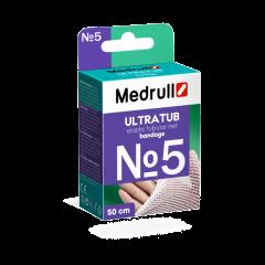 Medrull Ultratub joustava putkiside N5 3cmx50cm  1 kpl