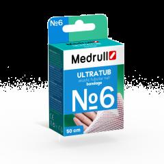 Medrull Ultratub joustava putkiside N6 5,8cmx50cm  1 kpl
