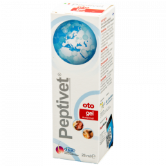 Peptivet Otogel 25 ml